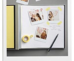 album, diary, and journaling image