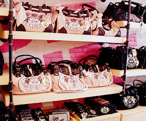 juicy couture, bag, and pink image