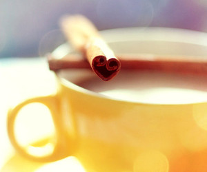 heart, cup, and Cinnamon image