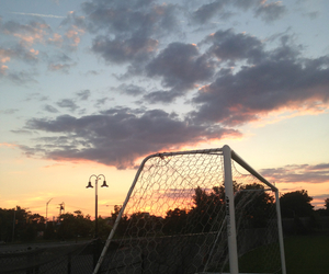evening, goal, and pretty image