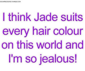 color, jade thirlwall, and little mix image