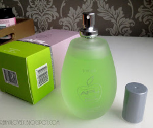 Action, blog, and fragrance image
