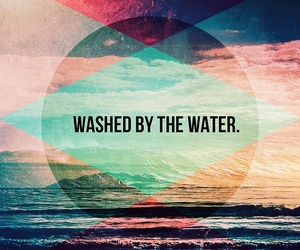 water, quote, and text image