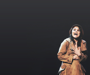 les miserables and samantha barks image