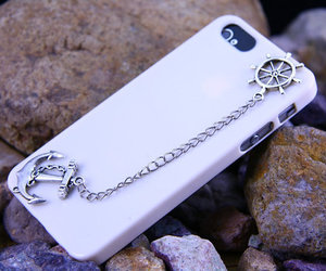iphone, anchor, and case image
