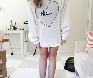 niall, one direction, and clothes image