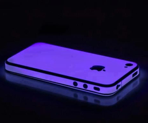 iphone, swag, and purple image