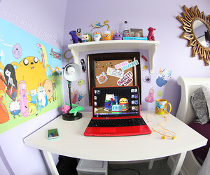 tumblr, room, and adventure time image