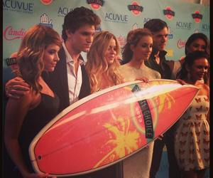 pretty little liars, pll, and teen choice awards image