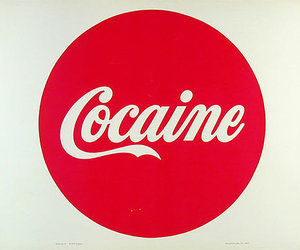 cocaine, drugs, and black and white image