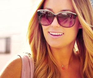 lauren conrad, sunglasses, and smile image