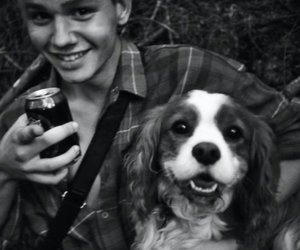 beer, dogs, and point image