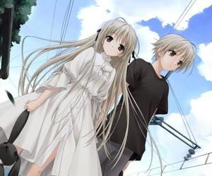 yosuga no sora, anime, and sora image
