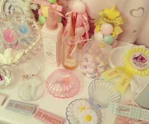 pastel, vintage, and cute image
