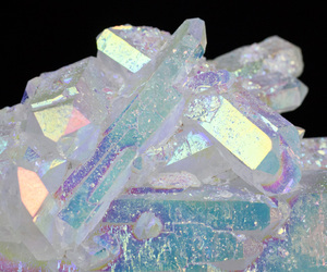 crystal, aesthetic, and grunge image