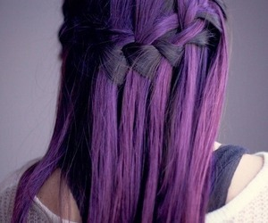 cool, hair, and photography image