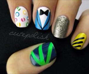nail art, nails, and cutepolish image