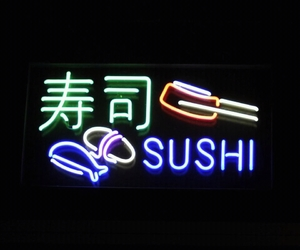 cool, japanese, and food image