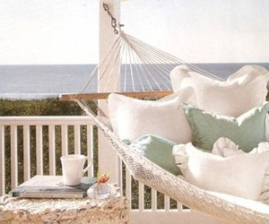 sea, summer, and relax image