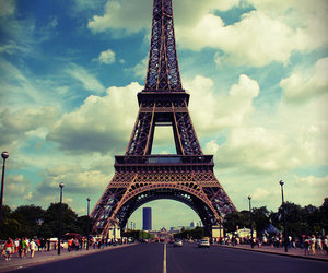 paris, eiffel tower, and Dream image