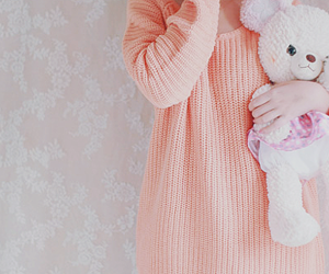cute, bear, and pastel image