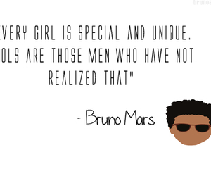bruno mars and quotes image
