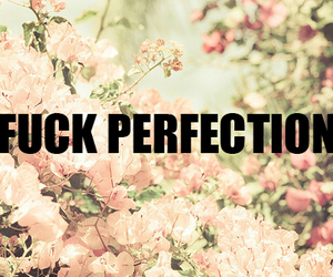 floral, fuck, and perfect image
