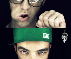 hardcore, salmo, and italian rapper image
