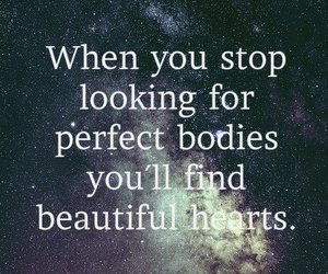 love, beautiful, and body image