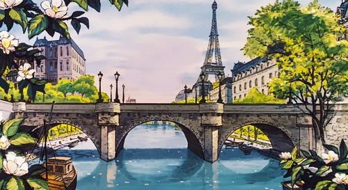 parigi, mon amour