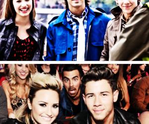 demi, demi lovato, and Joe Jonas image