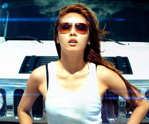 car, korean, and kpop image