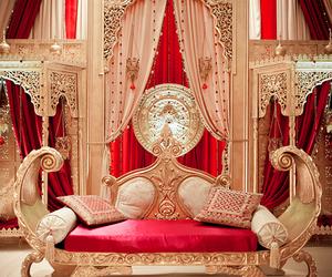 wedding, wedding hall, and pakistani wedding image
