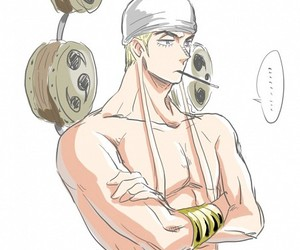one piece and enel image