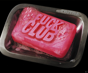 club, fight, and fight club image