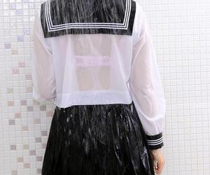 japan and school uniform image