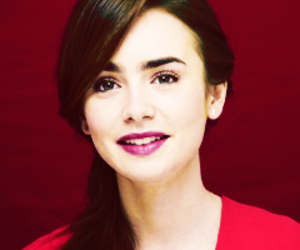 collins, lilli, and lily collins image