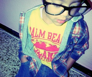 boy, kids, and hipster image