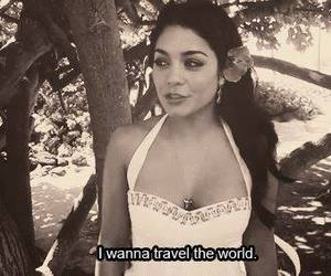 vanessa hudgens, girl, and quote image