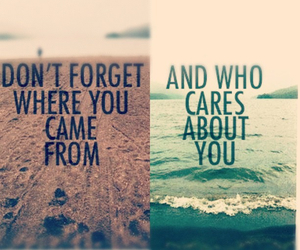 love, quote, and don't forget image