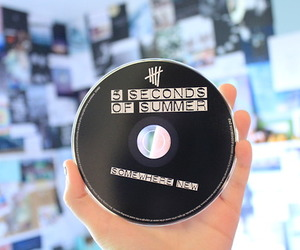 5sos, 5 seconds of summer, and cd image