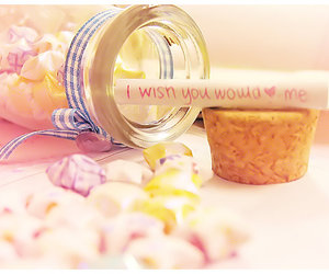 wish, love, and pink image