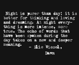 night, Dream, and quote image