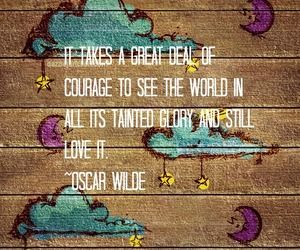mine, oscar wilde, and quote image