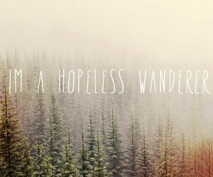 quote, hopeless, and hipster image
