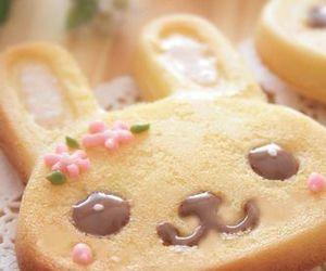 food, bunny, and kawaii image