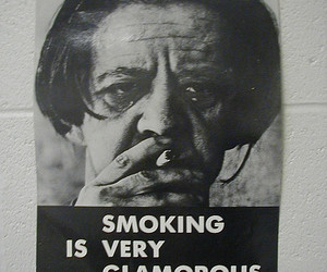 cigarette, smoking, and text image