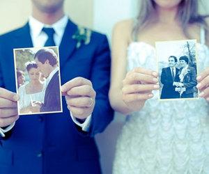 beautiful, wedding, and parents image