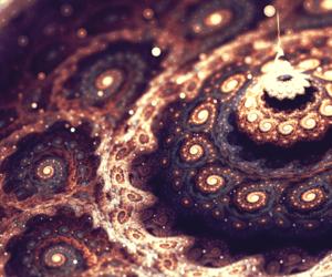 beautiful, captivating, and fractal art image