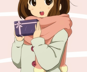 k-on, anime, and yui image